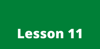 Forex course lesson 11