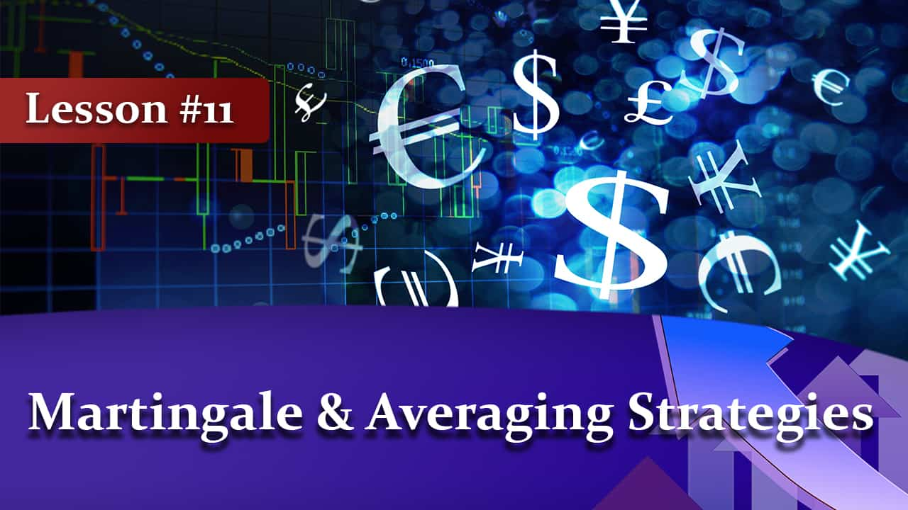 Martingale and Averaging on Forex