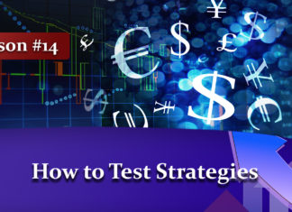 how to test forex strategies