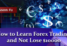 how to learn forex