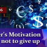 Traders motivation