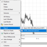 how to download a trading report from mt4