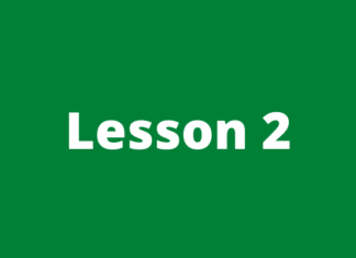 Forex course lesson 2
