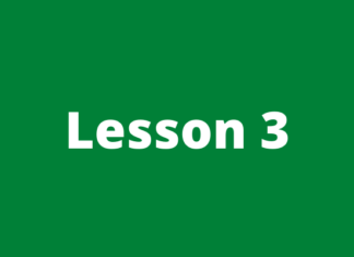 Forex course lesson 3