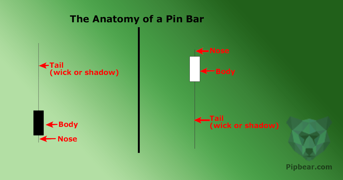 pin bar formation on forex