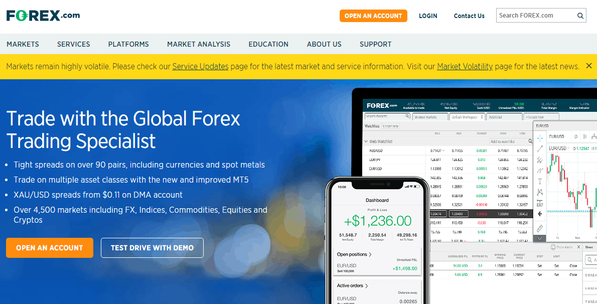 is forex.com scam