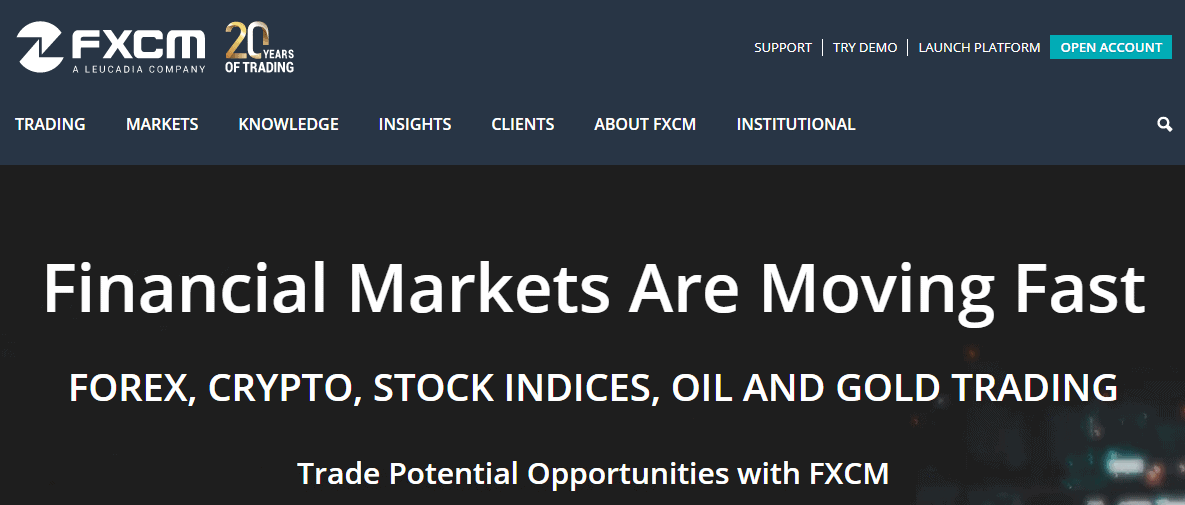is fxcm scam