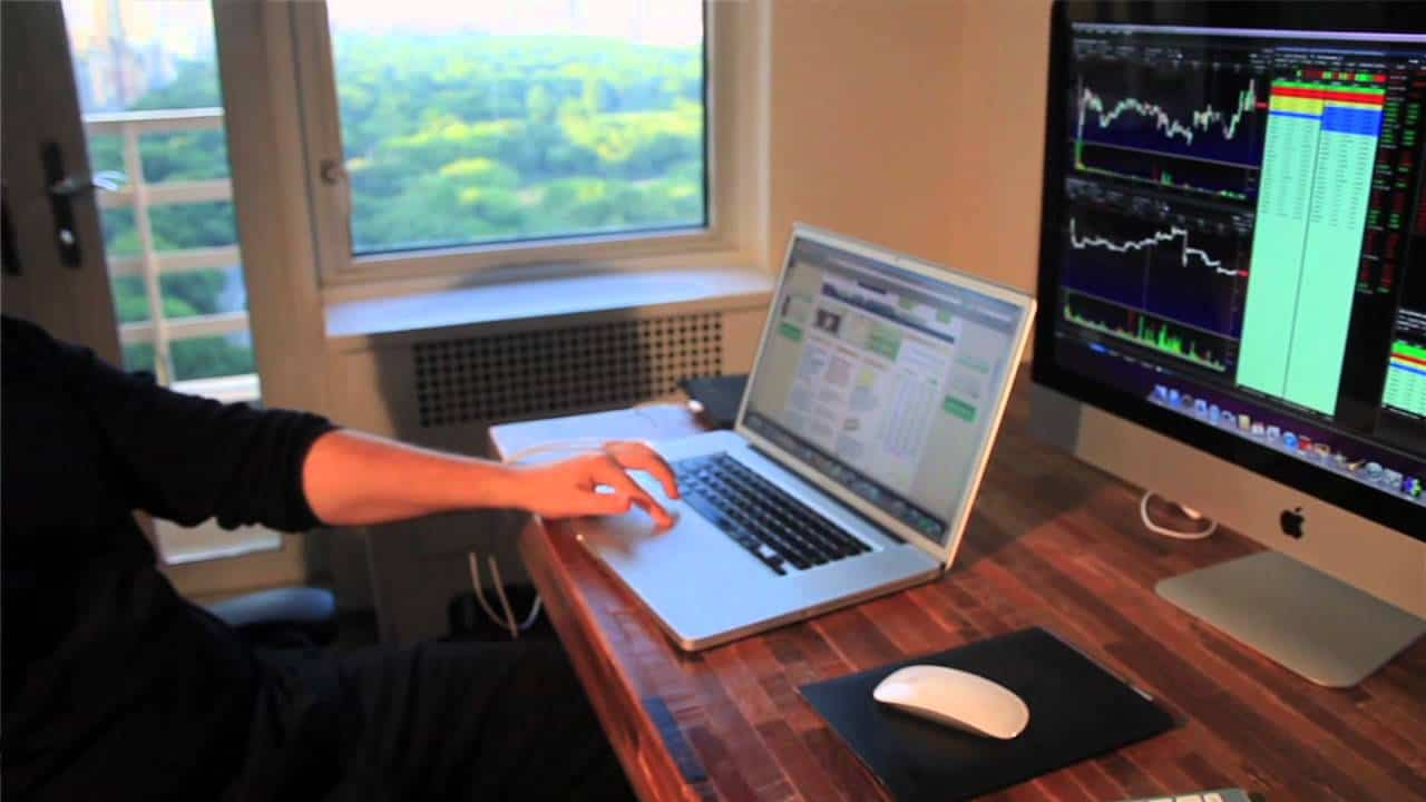 Make full time money trading the forex market part time