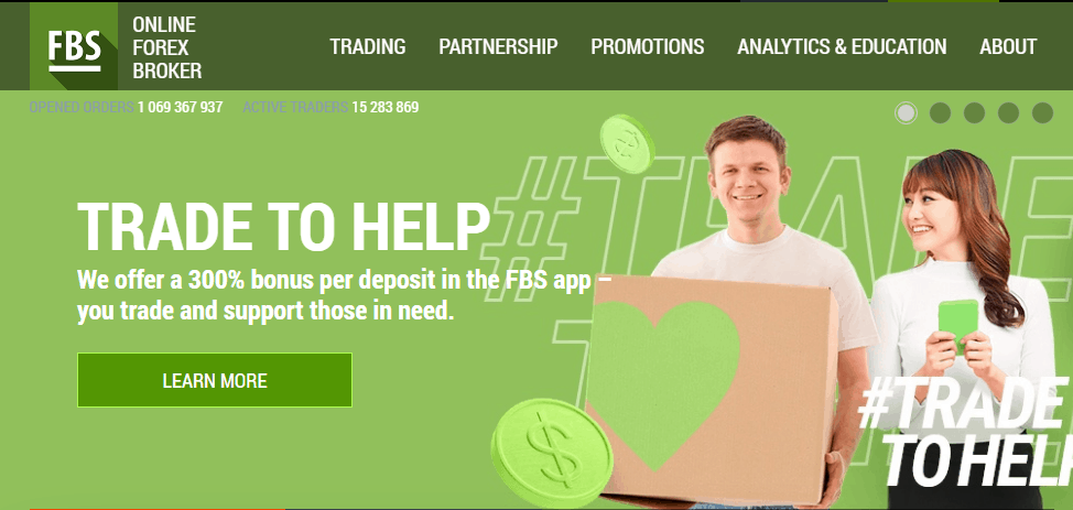 FBS broker review