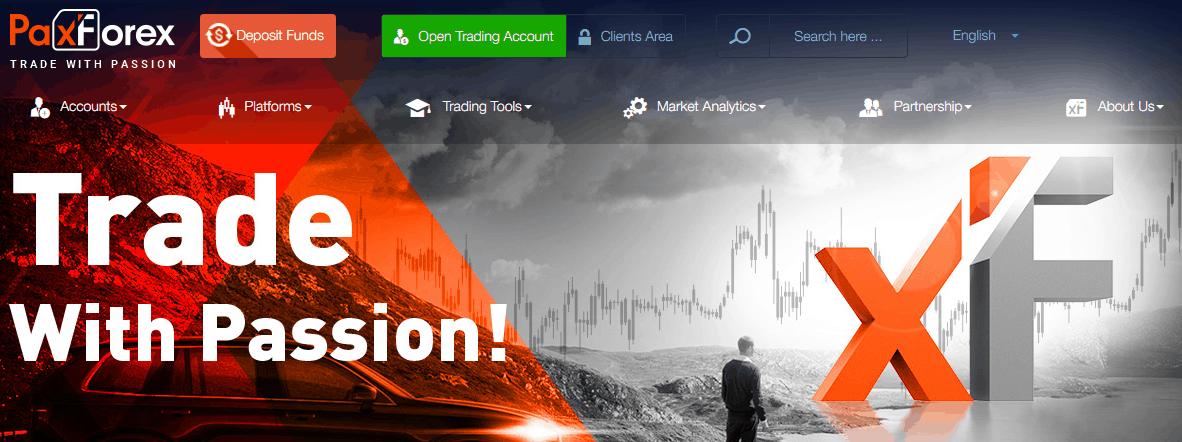 PaxForex broker review